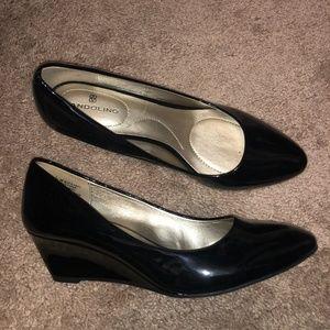 Black Work Shoes